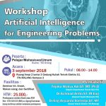 Workshop Atrificial Intelligence for Engineering Problems